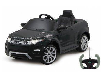 Kids Ride on Land Rover Evoque černá