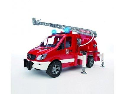 MB Sprinter Bruder 2532 hasičský se žebříkem 1