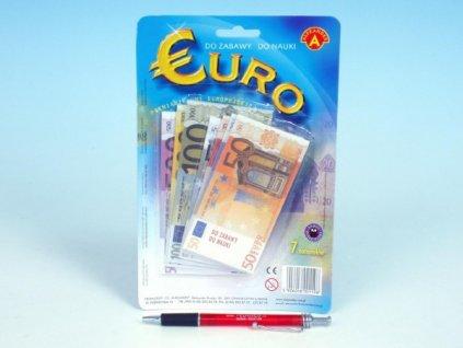 Eura peníze do hry