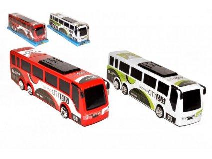 Autobus na setrvačník 2 barvy