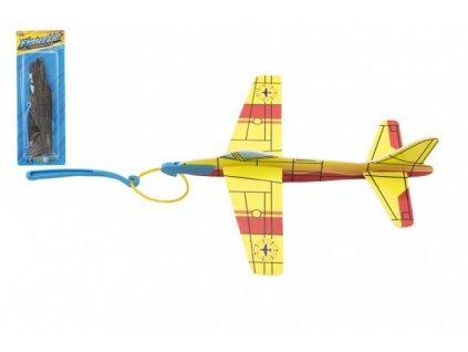 Letadlo vystřelovací 4 barvy