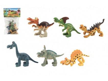 Dinosauři veselí 6ks