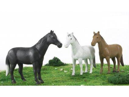 Figurka Kůň Bruder 02306 3 barvy 1