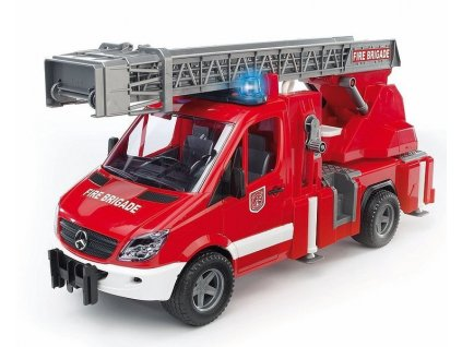 Bruder 2532 MB Sprinter požární se žebříkem