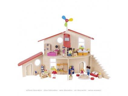 Moderní domeček pro panenky 4