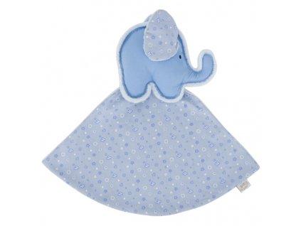 Slůně – modrý mazlíček usínáček
