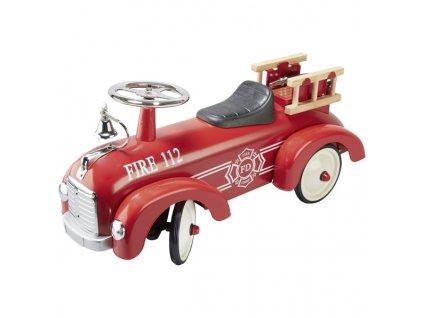 Odrážedlo - odstrkovadlo hasiči