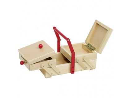 Skříňka na šicí potřeby