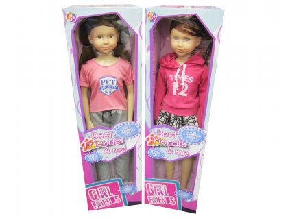 Chodící panenka 100cm