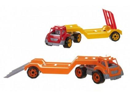Auto kamion přepravník/odtahovka