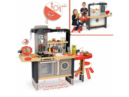 Smoby Chef corner Bistro 13 4