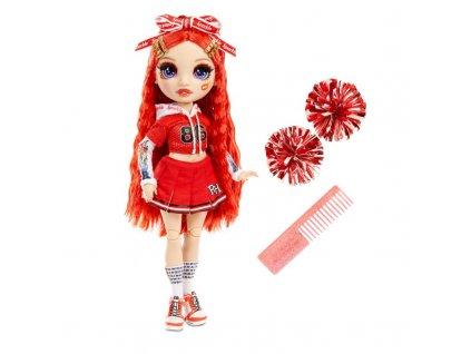 MGA Rainbow High Fashion panenka Ruby Anderson 8