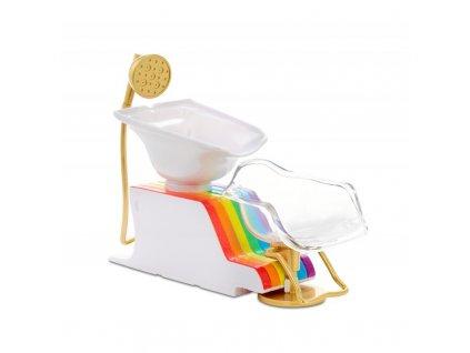 Rainbow High Kadeřnický salón 11