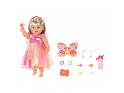BABY born Starší sestřička Soft Touch Jednorožec 6