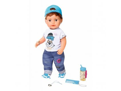 BABY BORN Starší bratříček Soft Touch 43 cm 6