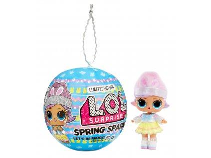 L.O.L. SURPRISE Panenka LOL jarní zajíček Spring Sparkle 574477