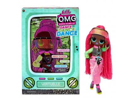 L.O.L. SURPRISE Panenka O.M.G. Dance Dance Dance Virtuelle
