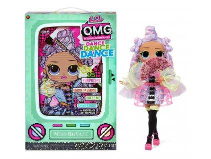 L.O.L. SURPRISE Panenka O.M.G. Dance Dance Dance Miss Royale