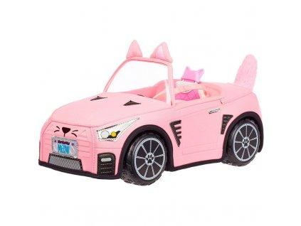 Na! Na! Na! Surprise Soft Plush Convertible Car Kitty 572411 5