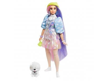 Barbie extra v čepici