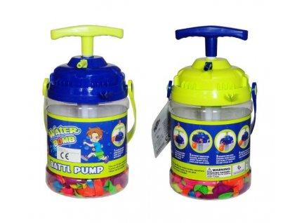 Vodní balónky s pumpičkou