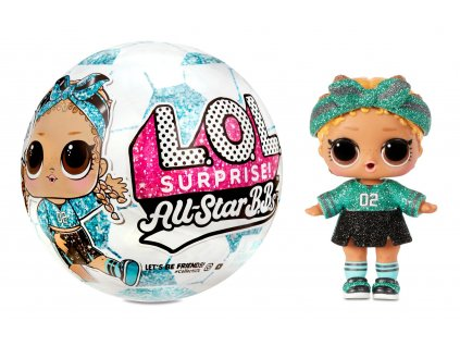 L.O.L. SURPRISE Panenka  LOL All-Star B.B.s Sport serie 3