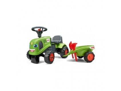 Falk Traktor Claas 212C zelený 2