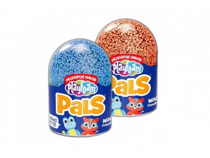 PlayFoam® Modelína/Plastelína kuličková sada 2 ks mix barev ve fólii 13x9x7cm