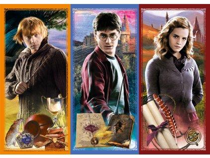 Puzzle Trefl Harry Potter 200 dílků 1
