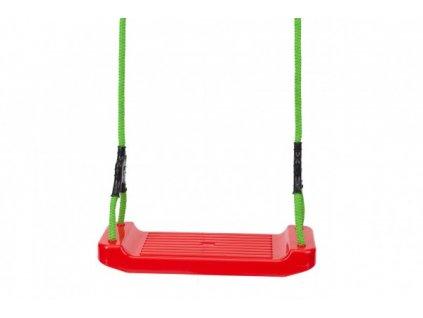 Houpačka/Houpací prkénko plast 43x17cm nosnost 25kg 4 barvy v síťce