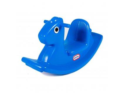 Little Tikes Houpací koník modrý 1