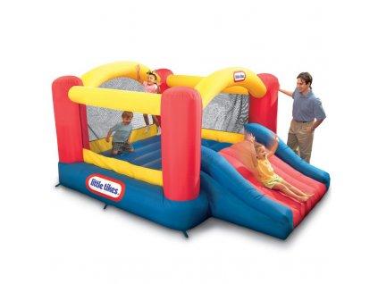 Little Tikes Nafukovací dětské hřiště se skluzavkou Jump'n Slide 173370 111