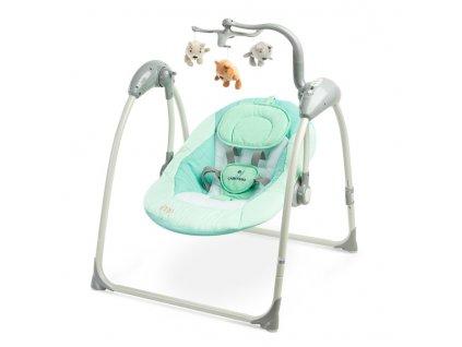 Dětská houpačka CARETERO LOOP MINT