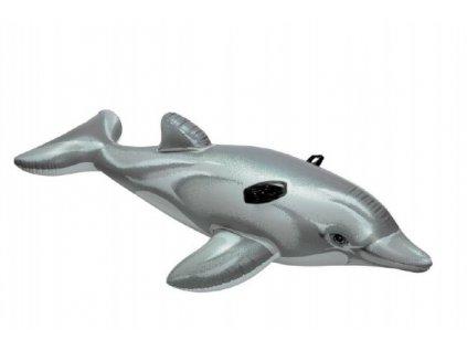 Delfín nafukovací s úchyty