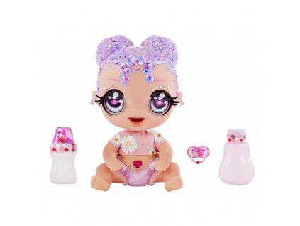 Glitter Babyz panenka Lila Wildboom 9