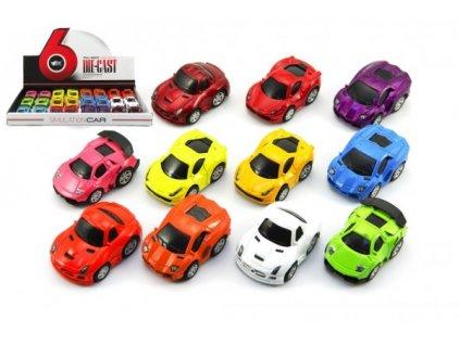 Auto na zpětné natažení mix barev