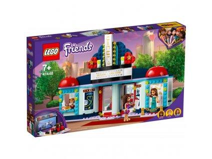 LEGO Friends 41448 Kino v městečku Heartlake 14