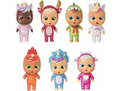 TM Toys Cry Babies Magic Tears Fantasy Paci House MIX 5