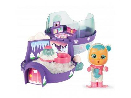 TM Toys Cry Babies Magic Tears sada Iglo Kristal 3