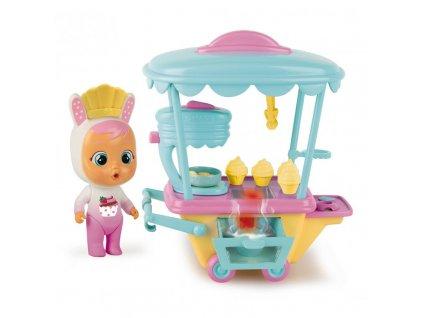 TM Toys CRY BABIES MAGIC TEARS pekařský vozík Cony 7