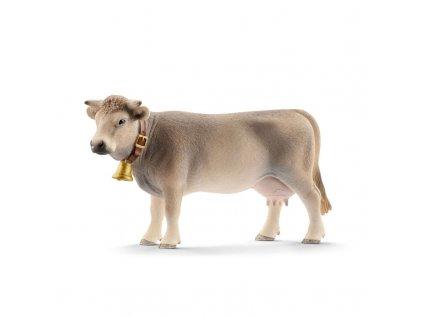 Schleich 13874 Kráva se zvonkem