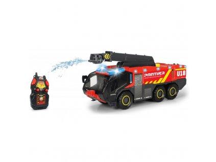 Dickie RC Letištní hasičské auto Rosenbauer Panther 62 cm 2