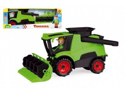 Auto Truckies kombajn s figurkou