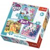 Puzzle My Little Pony 3v1 (20,36,50 dílků)