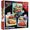 Puzzle 3v1 Auto Příprava na závod