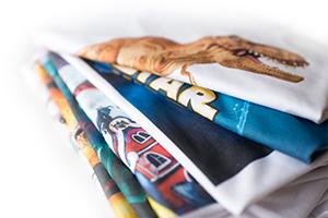 Potisk reklamního textilu