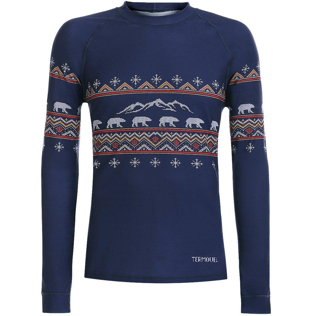 Pánské tričko BIG BEAR modré