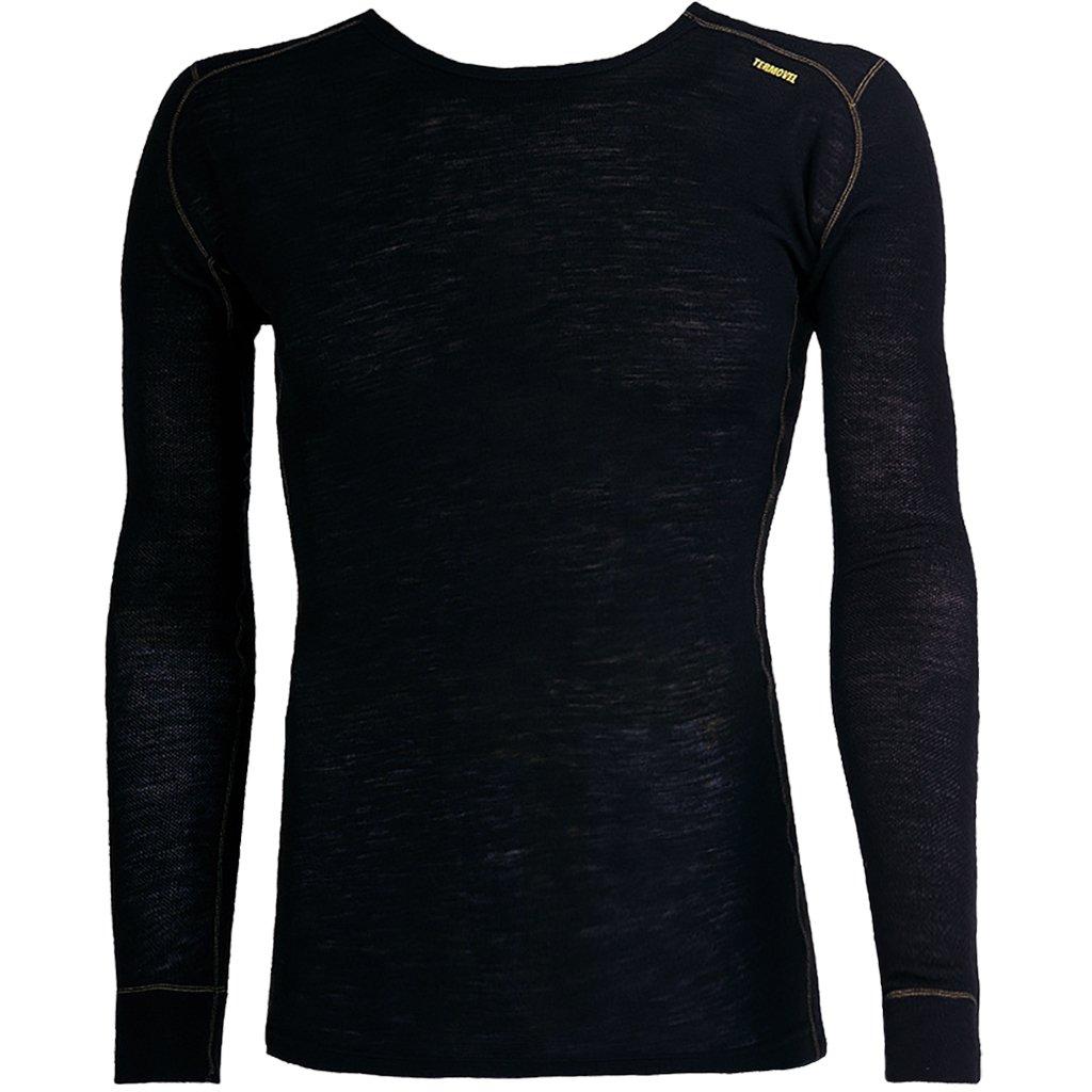Pánské tričko WOOL ACTIVE DLR