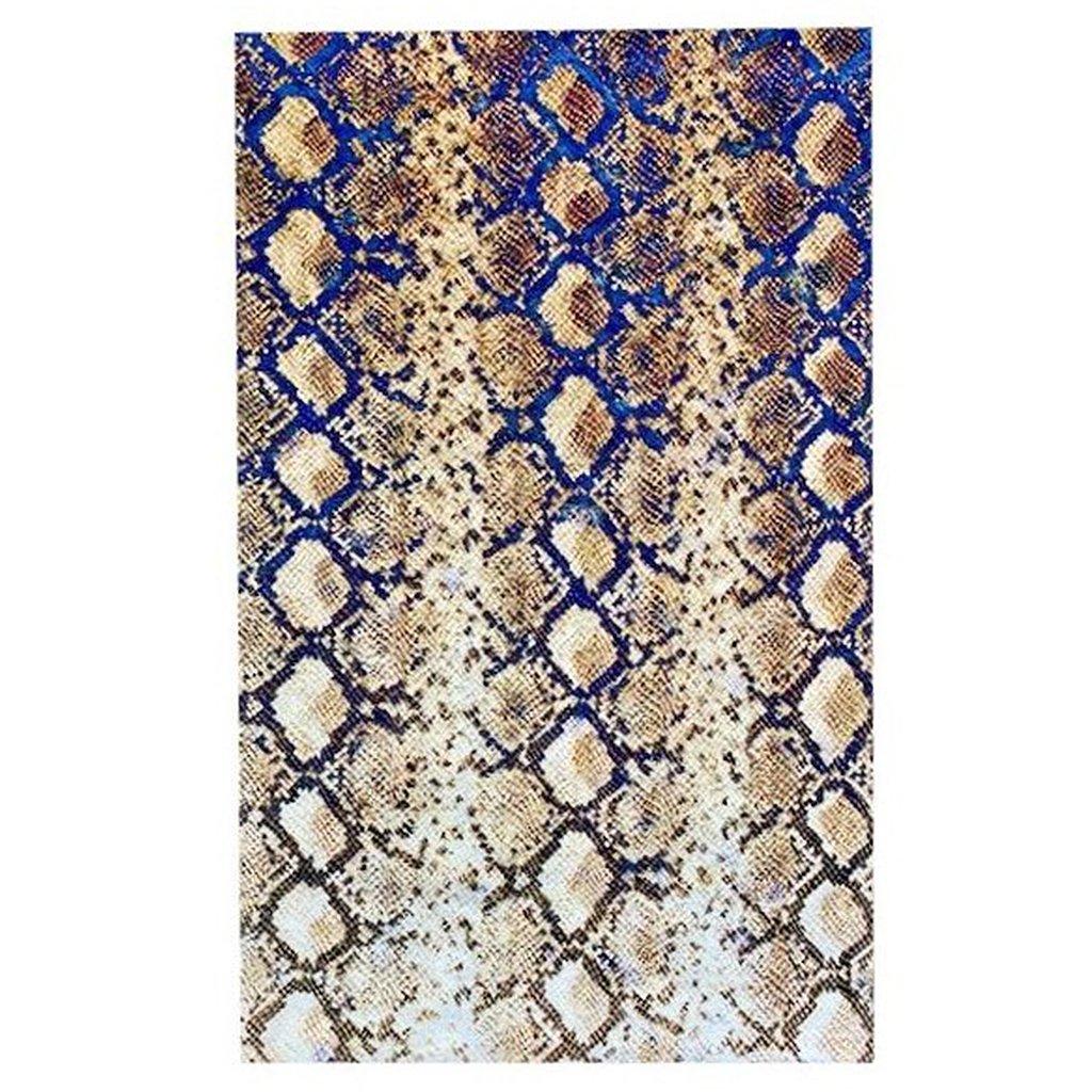 Multifukční šál snake gold