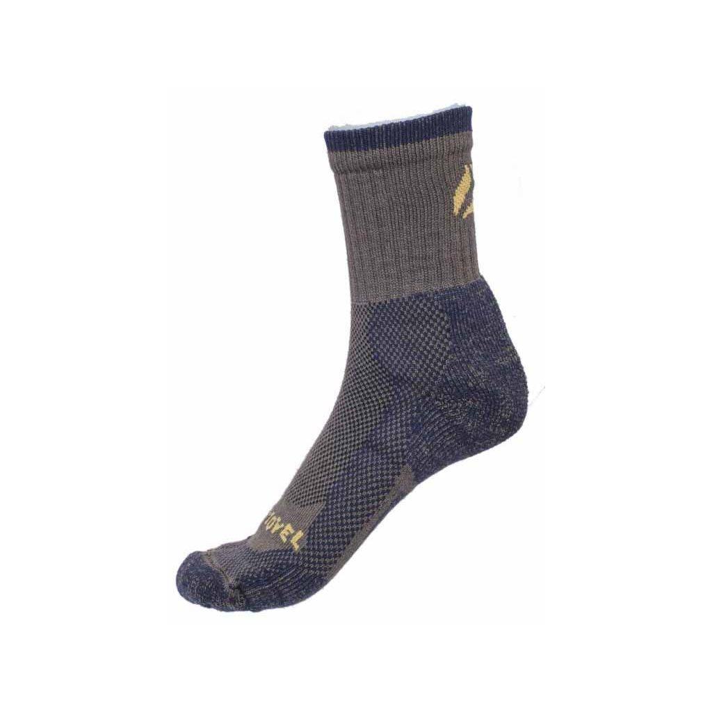 Ponožky TREKKING LIGHT khaki